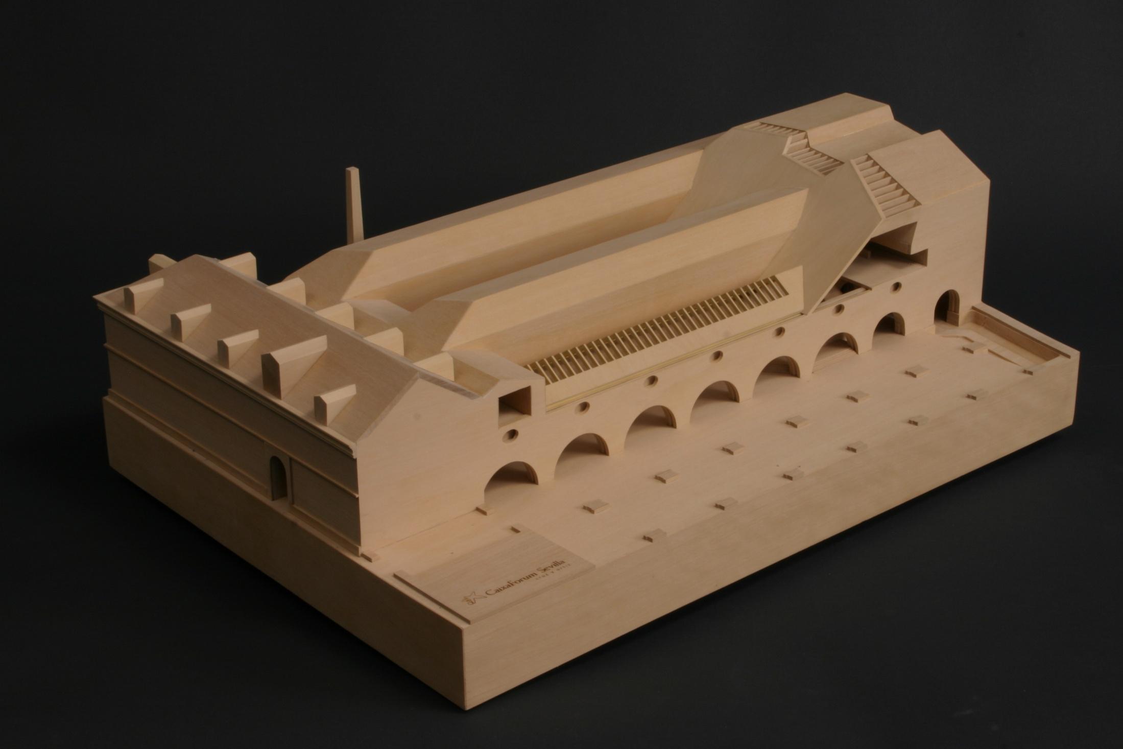 q2xro portfolio architecture caixa forum sevilla competition (3)