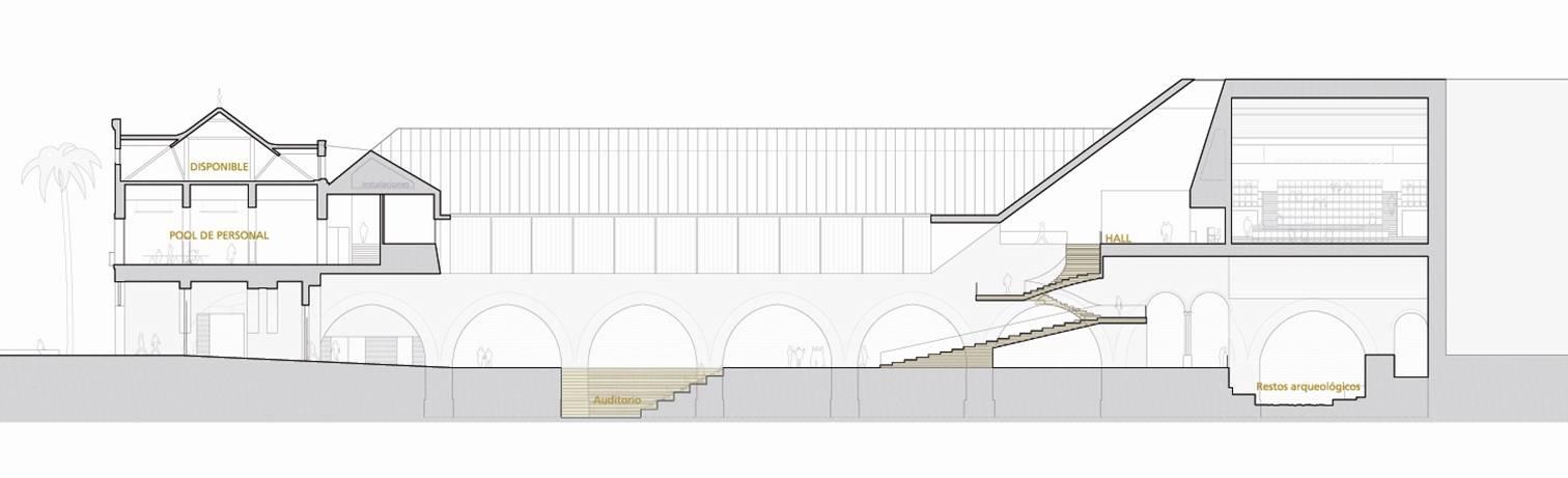 q2xro portfolio architecture caixa forum sevilla competition (4)