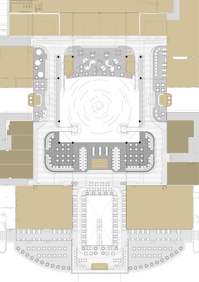 ECE Olympia Brno - Food Court Layout Plan FULL modified.dgn