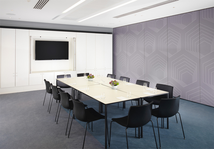 Mondrian London Meeting Room