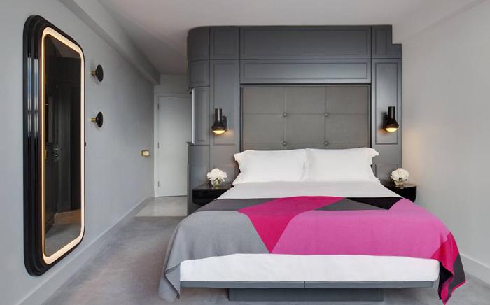 MondrianLondon Room